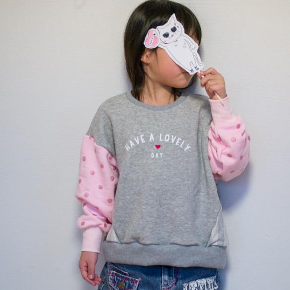 【アイロンシート】ペアハート