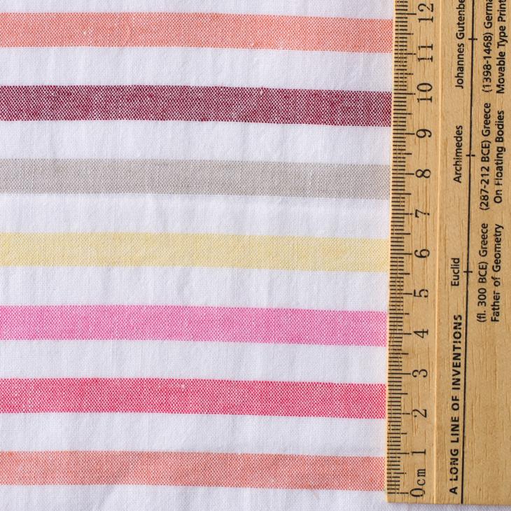 カラフルボーダークロス(ピンク系)