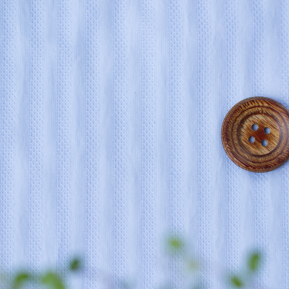 【布帛】ストレッチドビー織ストライプ(6色)オーダーカット