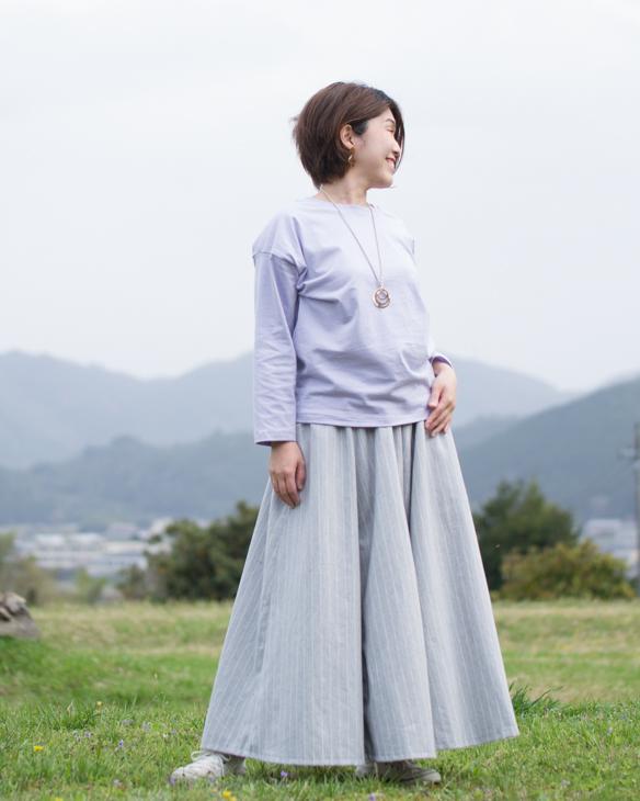 【プレゼントパターン】ドロップショルダーTシャツ