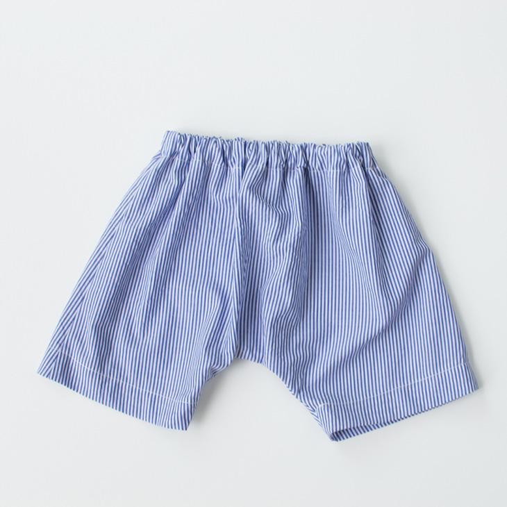 【無料型紙】ベビーパンツ